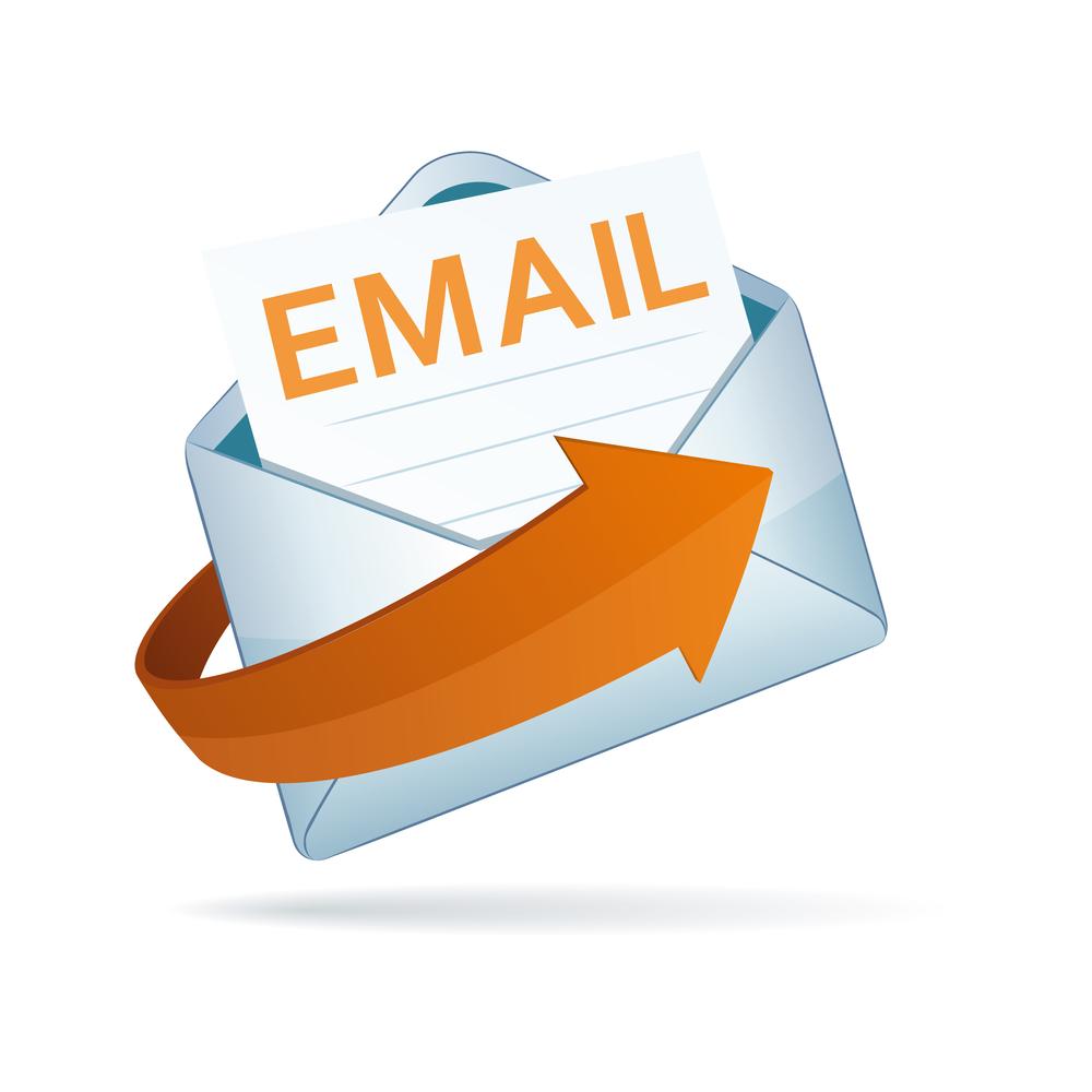 Mail miễn phí rất dễ bị mạo danh, khiến khách hàng nghi ngờ về sự minh bạch