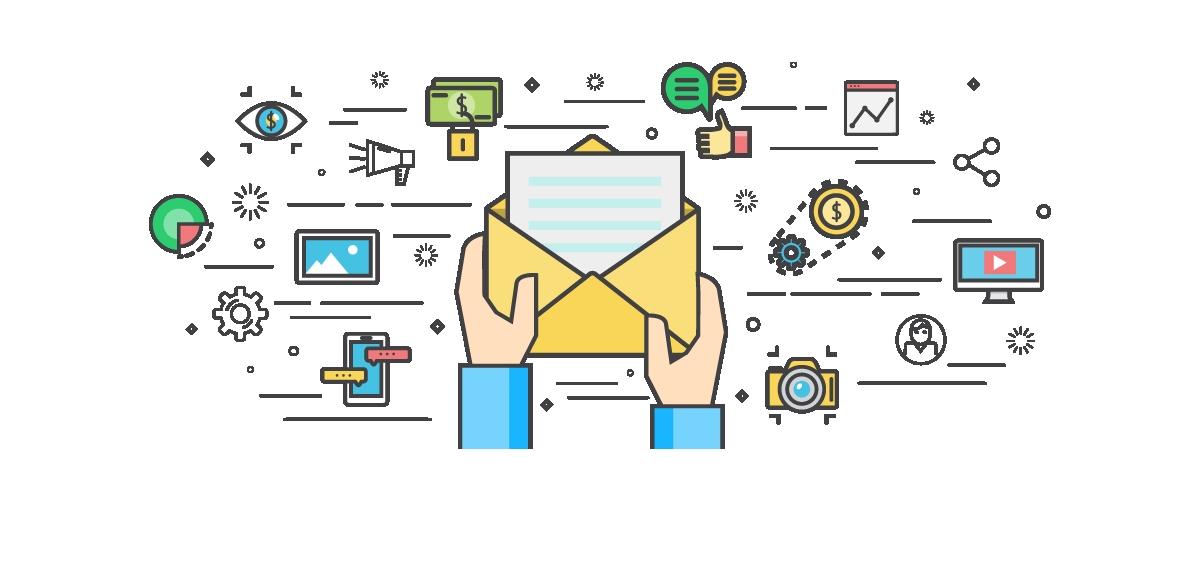 """Mail doanh nghiệp – phương tiện thể hiện """"thần thái"""" sang chảnh, chuyên nghiệp của thông điệp marketing"""