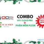 "[Khuyến mãi] Giảm 40% Combo ""VPS Cloud Pro + phần mềm Plesk"""