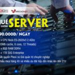 [Khuyến mãi] Chỉ 90k sở hữu ngay server cấu hình khủng cùng băng thông tốc độ cao