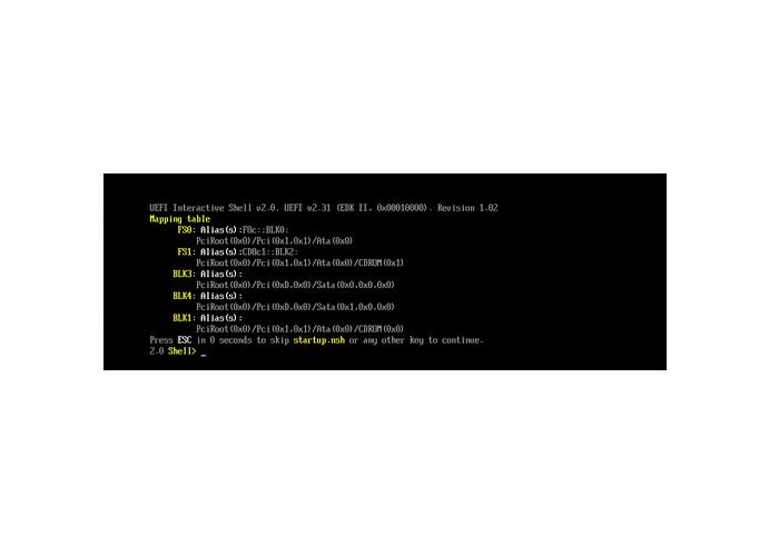 Lưu trữ EFI - ODS