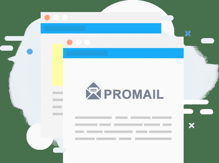 Đăng kí ProMail cho doanh nghiệp chỉ bằng 01 thao tác đơn giản