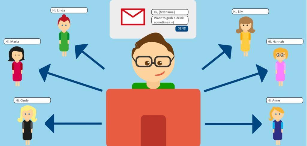 Ba Chiêu sử dụng Database email marketing hiệu quả