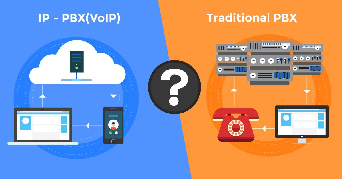 PBX và tổng đài VoIP – Hệ thống tổng đài điện thoại nào tối ưu hơn?
