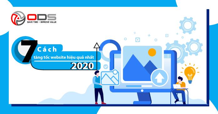 7 cách tăng tốc website WordPress hiệu quả nhất 2020