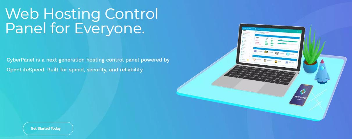 Plesk giúp quản lý web, cung cấp các tính năng phổ biến cho bảng điều khiển