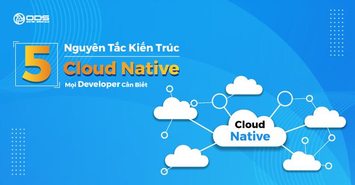 kiến trúc Cloud Native