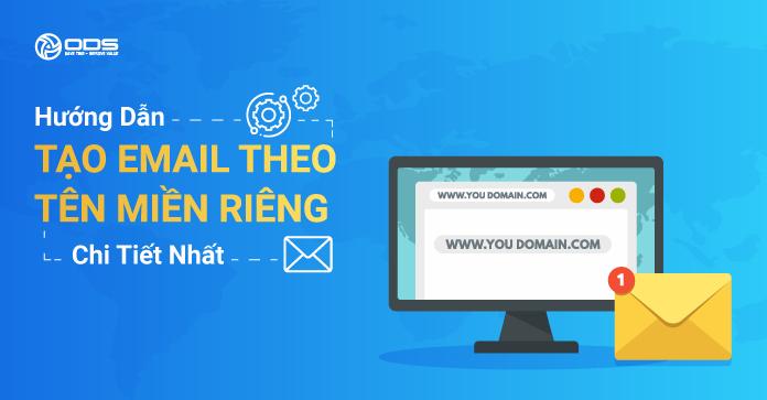 Email theo tên miền riêng
