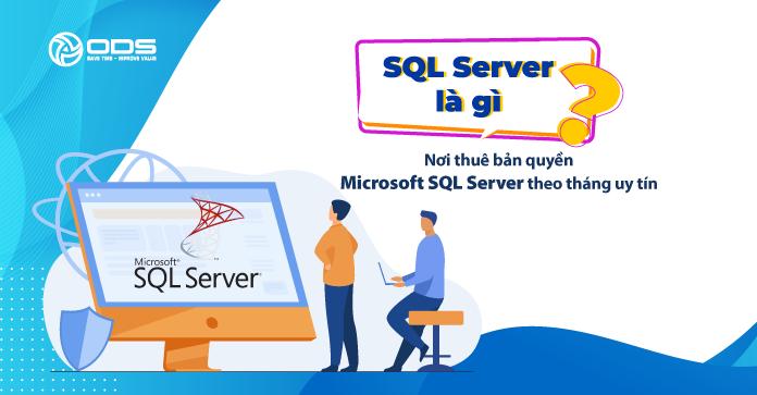 SQL Server theo tháng