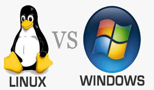 Linux và Window là hai hệ điều hành được ưa chuộng hiện nay