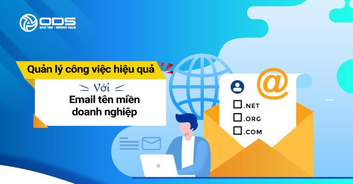 Email tên miền doanh nghiệp