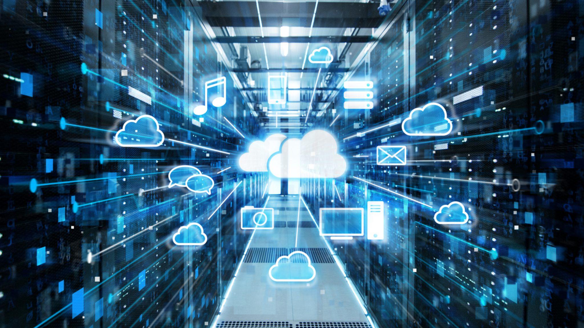 thuê Cloud Server
