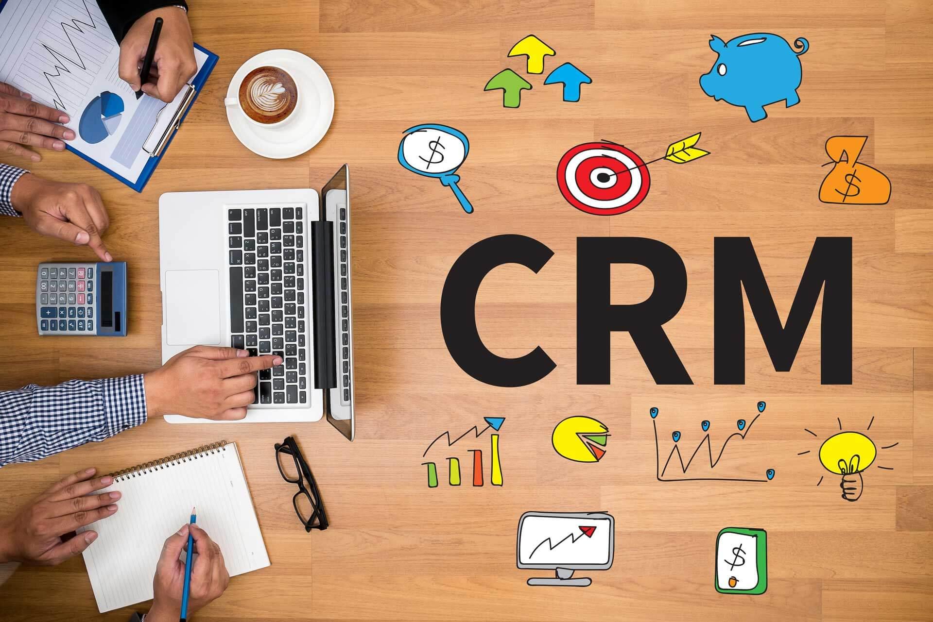Tổng đài điện thoại nội bộ CloudFone có thể tích hợp phần mềm quản lý doanh nghiệp CRM/ERP