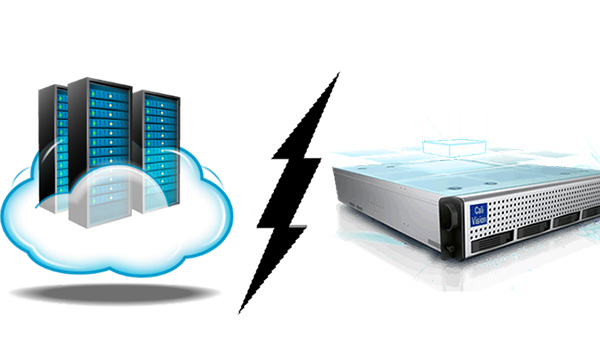 Cloud Server và Cloud VPS