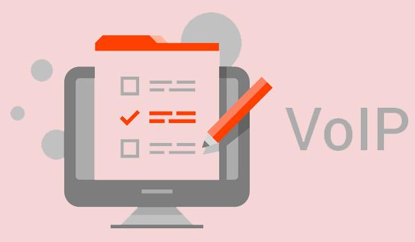 Thông qua Website bạn có thể cài đặt, quản lý điện thoại VOIP dễ dàng