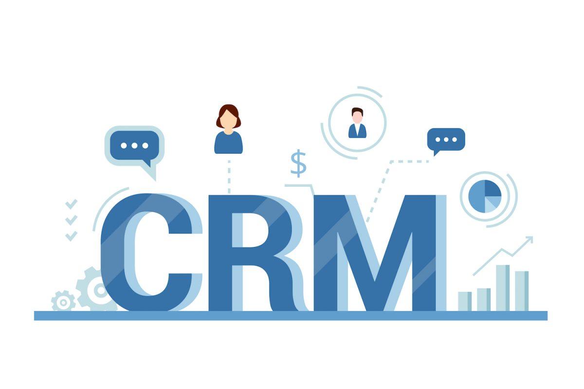 Các thông tin về khách hàng sẽ được dễ dàng quản lý trên phần mềm CRM