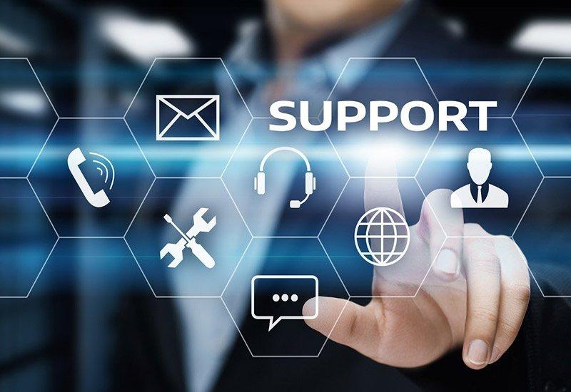 Hỗ trợ kỹ thuật 24/7 là một trong những yếu tố cần có khi lựa chọn dịch vụ VPS