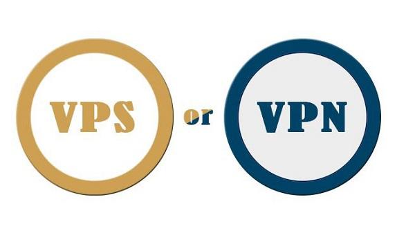 Phân biệt sự khác nhau giữa VPS và VPN