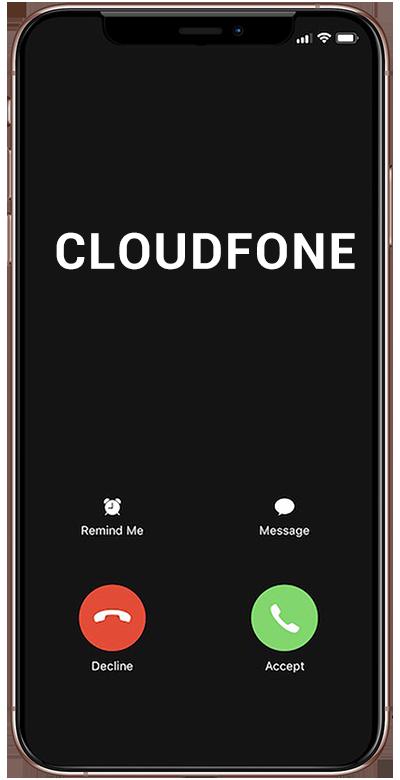 cloudfone