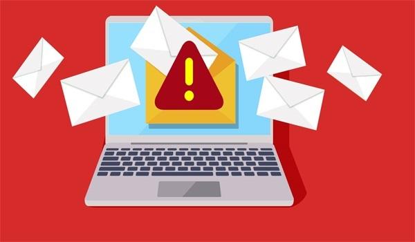 Hiện nay, tỷ lệ Email lừa đảo được sử dụng để tiến hành các cuộc tấn công Ransomware là rất cao