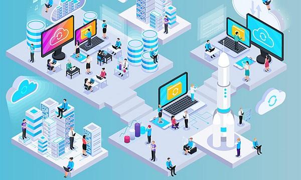 Chuyển sang sử dụng tổng đài ảo có thể giúp đơn giản hóa cơ sở hạ tầng viễn thông của doanh nghiệp