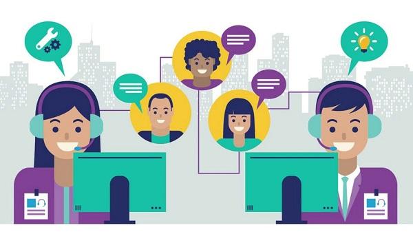 Chăm sóc khách hàng hiệu quả hơn khi ứng dụng tổng đài ảo