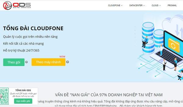 Tổng đài số cloudfone là giải pháp tổng đài tối ưu cho doanh nghiệp